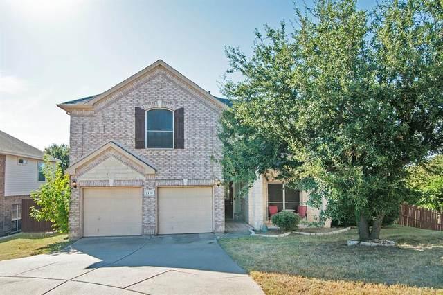 2110 Lindblad Court, Arlington, TX 76013 (MLS #14671486) :: Lisa Birdsong Group | Compass