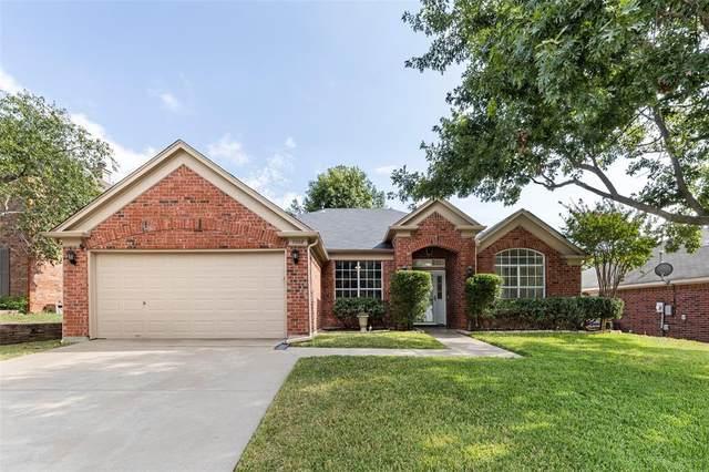 7008 Cadillac Boulevard, Arlington, TX 76016 (MLS #14671514) :: Real Estate By Design