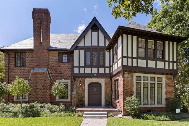 6325 Westchester Drive, University Park, TX 75205 (MLS #14671521) :: Real Estate By Design