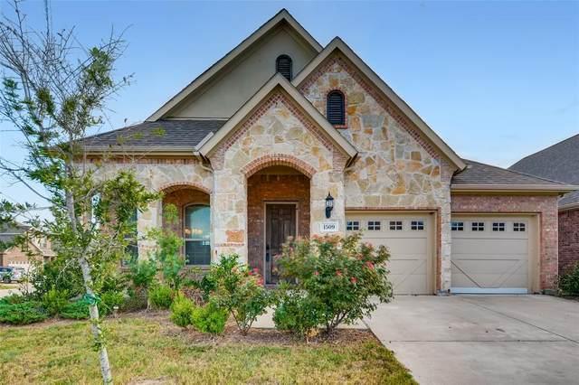 1509 Alberbrook Place, Garland, TX 75040 (MLS #14671528) :: Lisa Birdsong Group   Compass