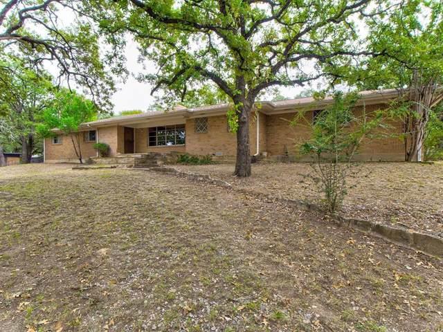 816 N Stewart Street, Azle, TX 76020 (MLS #14671531) :: Real Estate By Design