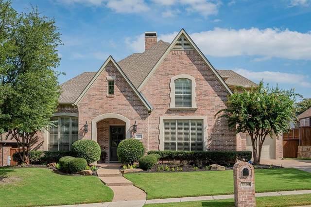 4400 Glenshire Court, Mckinney, TX 75072 (MLS #14671532) :: Trinity Premier Properties