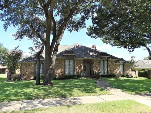 1817 Lake Crest Lane, Plano, TX 75023 (MLS #14671542) :: Robbins Real Estate Group