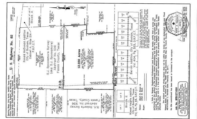 0 Hwy 82 Street, Bonham, TX 75418 (MLS #14671549) :: Real Estate By Design