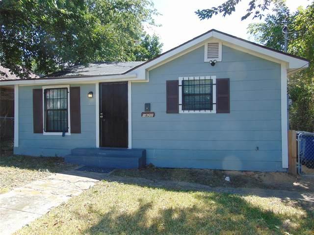 1822 Lea Crest Drive, Dallas, TX 75216 (MLS #14671550) :: Real Estate By Design