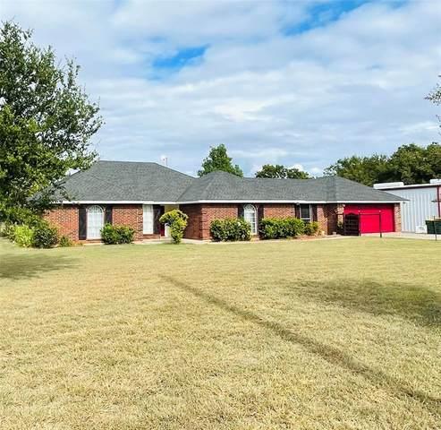 203 Vinyard Drive, Waxahachie, TX 75167 (MLS #14671554) :: VIVO Realty