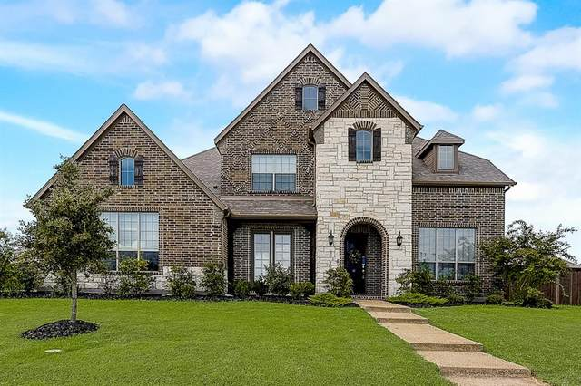 1491 Via Toscana Lane, McLendon Chisholm, TX 75032 (MLS #14671562) :: Craig Properties Group