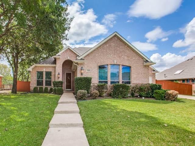 2840 Lukenbach Drive, Plano, TX 75074 (MLS #14671566) :: Real Estate By Design