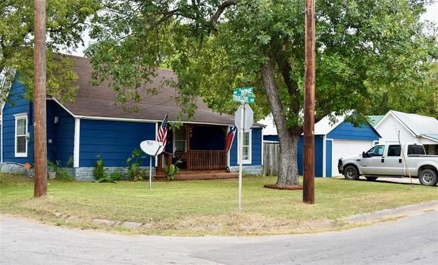 1401 Truelove Street, Gainesville, TX 76240 (MLS #14671567) :: Real Estate By Design