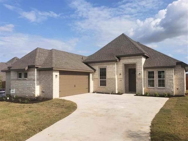 1988 Vanderbilt Drive, Weatherford, TX 76088 (MLS #14671577) :: Craig Properties Group