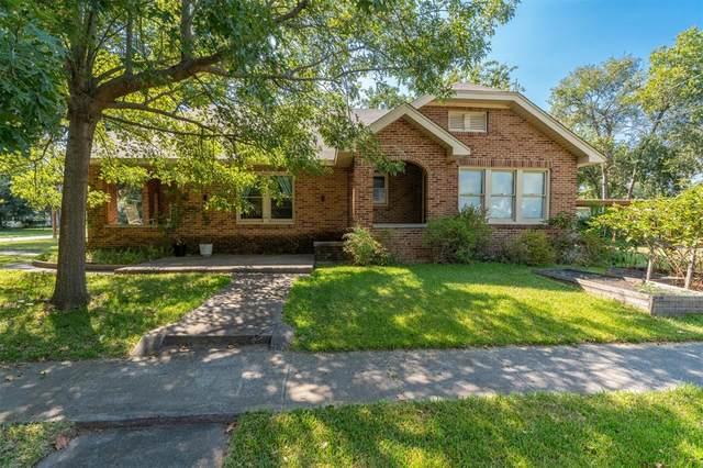 2304 Walworth Street, Greenville, TX 75401 (MLS #14671586) :: Lisa Birdsong Group | Compass