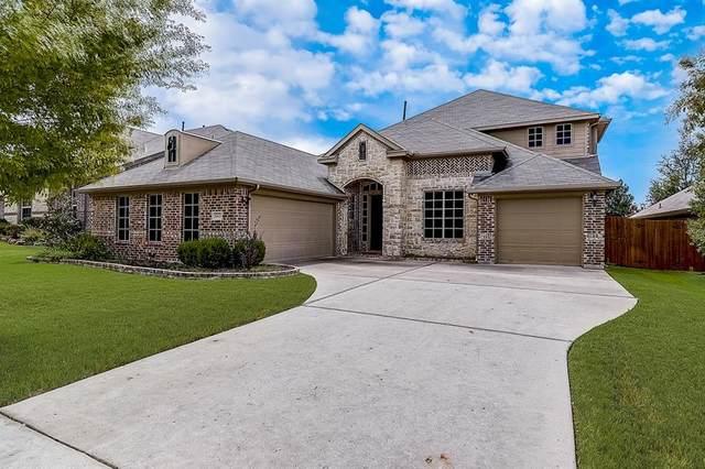 6421 Tuckers Place, Rowlett, TX 75089 (MLS #14671589) :: Lisa Birdsong Group   Compass