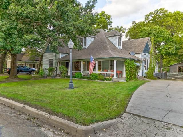 734 N Buffalo Avenue, Cleburne, TX 76033 (MLS #14671591) :: Craig Properties Group
