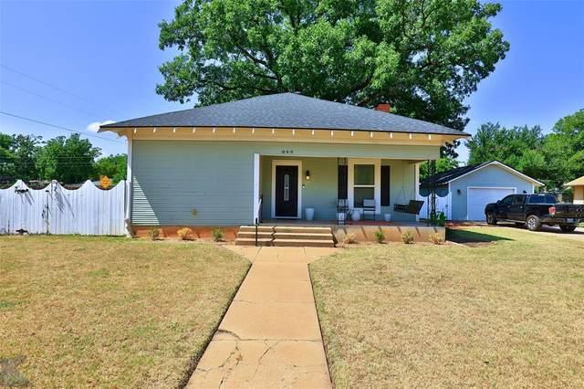890 Meander Street, Abilene, TX 79602 (MLS #14671624) :: Real Estate By Design