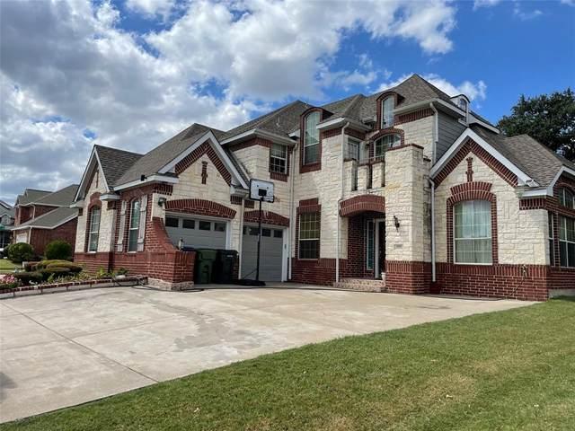 1509 Turning Leaf Lane, Garland, TX 75040 (MLS #14671628) :: The Property Guys