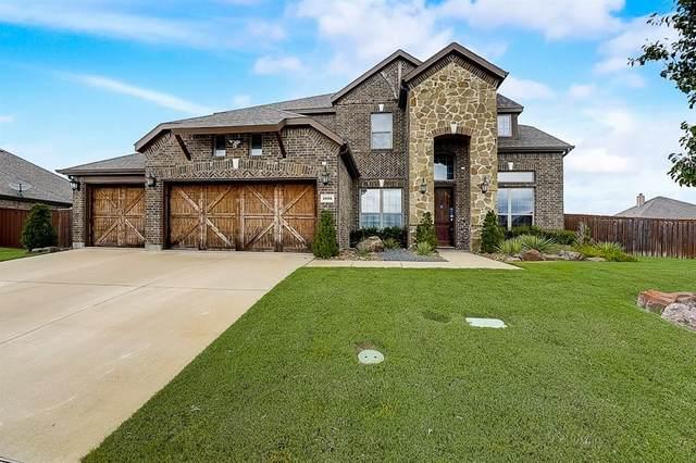1601 Barrolo Court, McLendon Chisholm, TX 75032 (MLS #14671631) :: Real Estate By Design
