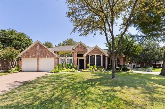 2700 Summer Wind Drive, Grapevine, TX 76051 (MLS #14671635) :: Team Hodnett