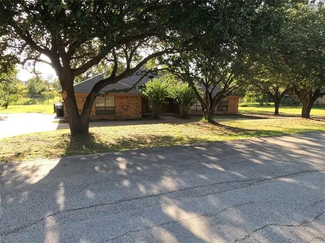 4508 Ridgeway Road, Benbrook, TX 76126 (MLS #14671637) :: The Hornburg Real Estate Group