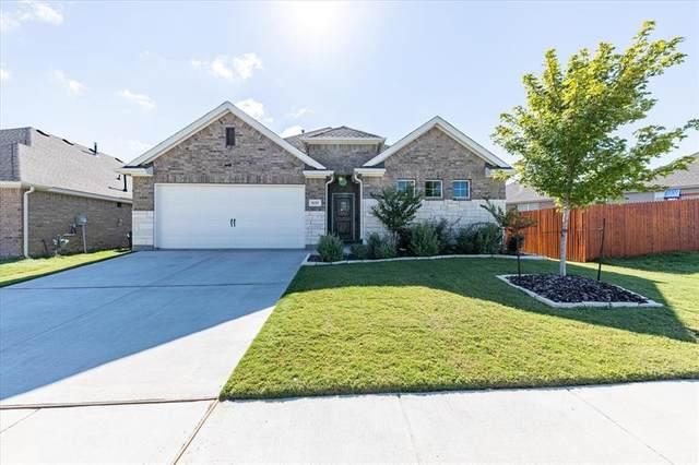 8217 High Garden Street, Fort Worth, TX 76123 (MLS #14671638) :: Real Estate By Design