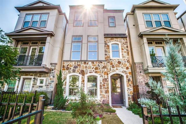 3622 Dorothy Avenue, Dallas, TX 75209 (#14671644) :: Homes By Lainie Real Estate Group