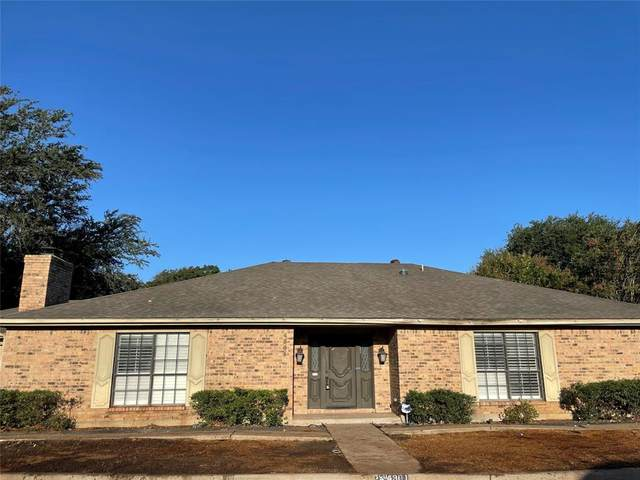 4301 Hartwood Circle, Fort Worth, TX 76109 (MLS #14671652) :: Russell Realty Group