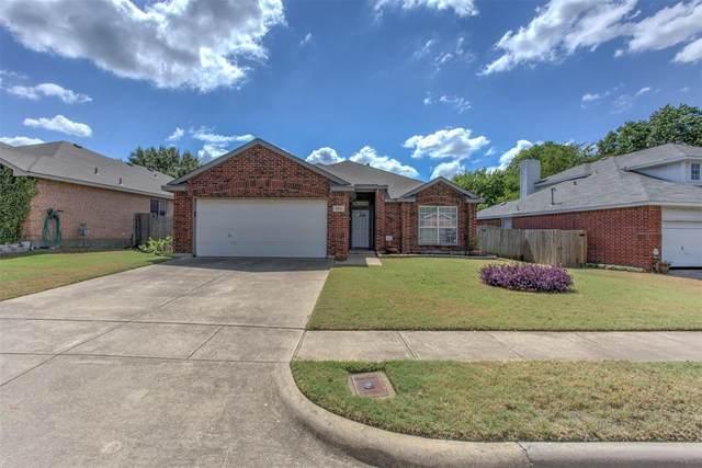 5441 Kingsknowe Parkway, Fort Worth, TX 76135 (MLS #14671657) :: Craig Properties Group