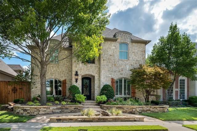 5120 Meadowlark Drive, Plano, TX 75093 (MLS #14671694) :: Real Estate By Design