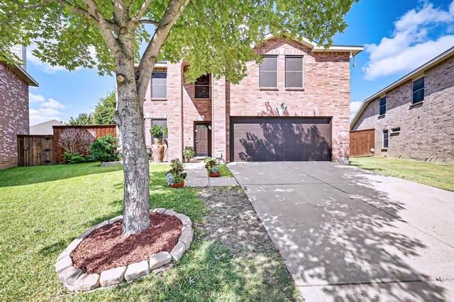8000 Stowe Springs Lane, Arlington, TX 76002 (MLS #14671721) :: Premier Properties Group of Keller Williams Realty
