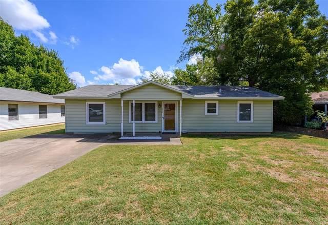 1712 Boyd Street, Denton, TX 76209 (MLS #14671747) :: VIVO Realty