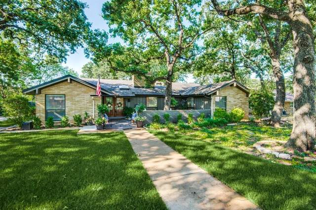 1108 Piping Rock Street, Denton, TX 76205 (MLS #14671780) :: VIVO Realty