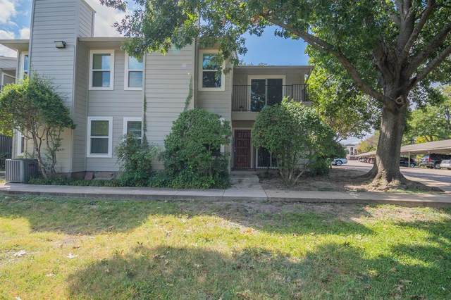 6900 Skillman Street #805, Dallas, TX 75231 (#14671791) :: Homes By Lainie Real Estate Group