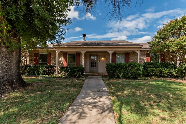 7205 Knight Drive, The Colony, TX 75056 (MLS #14671794) :: Real Estate By Design