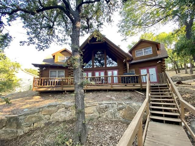 270 El Lago Road, Chico, TX 76431 (MLS #14671798) :: VIVO Realty