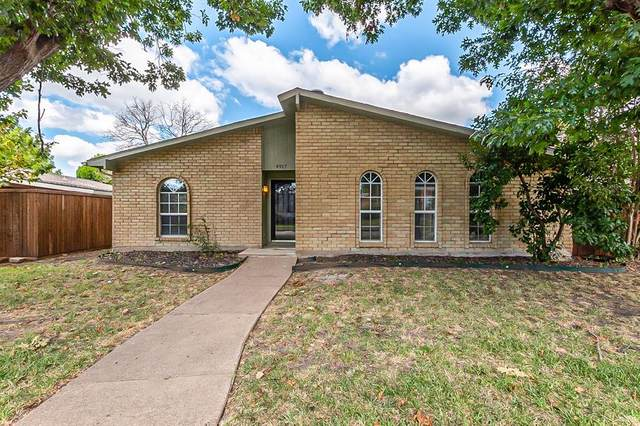 4917 Ashlock Drive, The Colony, TX 75056 (MLS #14671803) :: Craig Properties Group