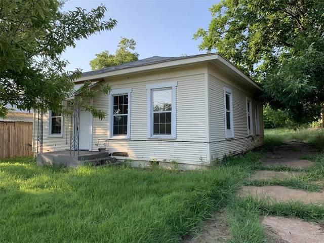 1719 Trueheart Street, Wichita Falls, TX 76301 (MLS #14671805) :: Real Estate By Design