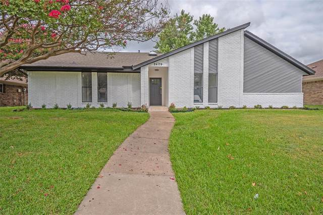 2409 Glen Forest Lane, Plano, TX 75023 (MLS #14671810) :: Real Estate By Design