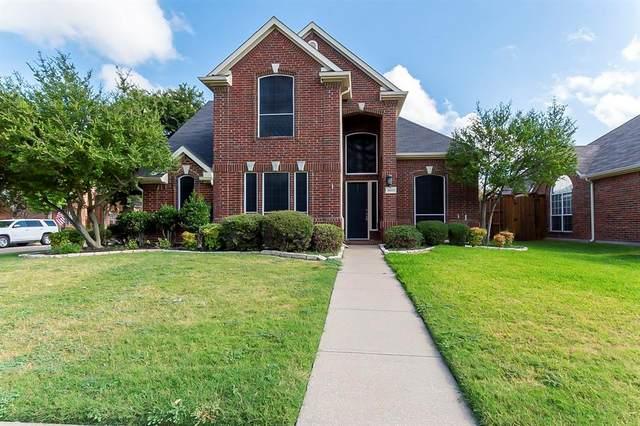 10100 Anne Drive, Frisco, TX 75035 (MLS #14671812) :: Lisa Birdsong Group | Compass
