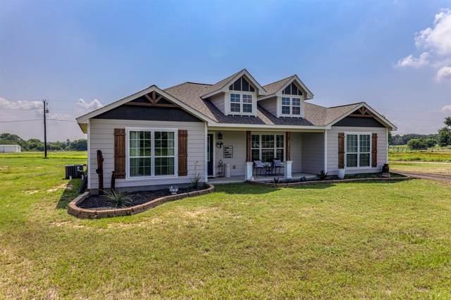 691 Harris Road, Reno, TX 76020 (MLS #14671814) :: Real Estate By Design
