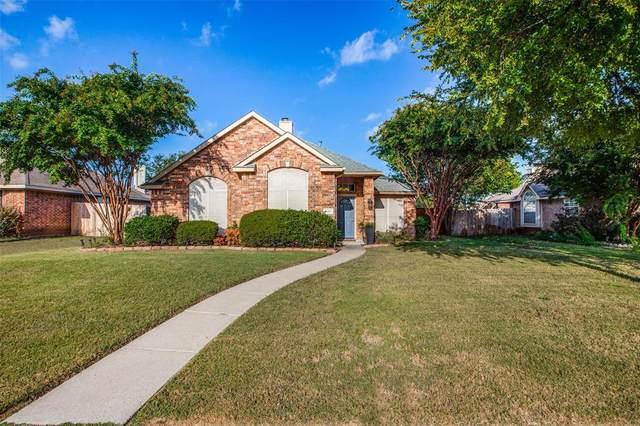 8181 Kings Ridge Road, Frisco, TX 75035 (MLS #14671822) :: Lisa Birdsong Group | Compass