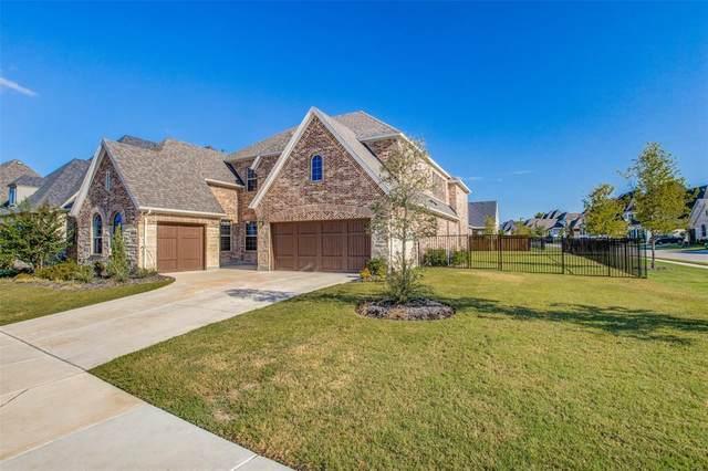1135 Caleb Drive, Allen, TX 75013 (MLS #14671841) :: Real Estate By Design