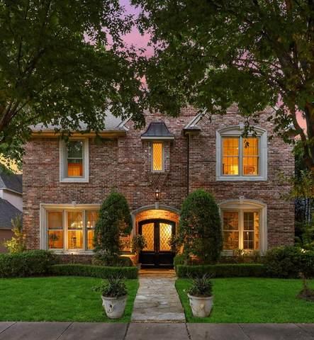 3320 Westminster Avenue, University Park, TX 75205 (MLS #14671859) :: Real Estate By Design