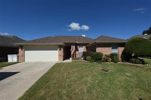 305 Park Forest Court, Hurst, TX 76053 (MLS #14671863) :: Craig Properties Group