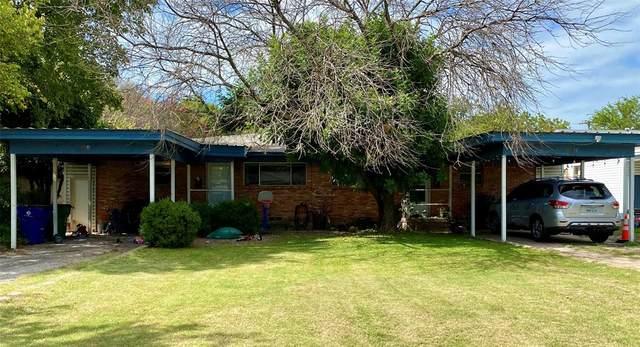 609 E University Avenue, Waxahachie, TX 75165 (MLS #14671875) :: The Juli Black Team