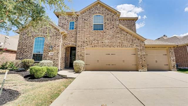 1114 Brigham Drive, Forney, TX 75126 (MLS #14671891) :: VIVO Realty