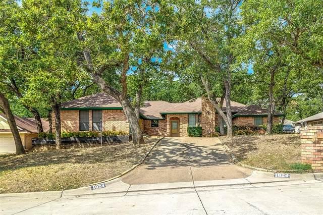 1024 Palo Duro Trail, Keller, TX 76248 (MLS #14671893) :: Real Estate By Design