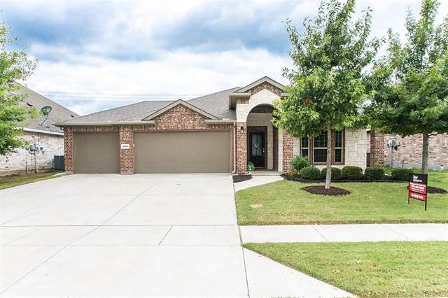 1060 English Ivy Drive, Prosper, TX 75078 (MLS #14671898) :: Real Estate By Design