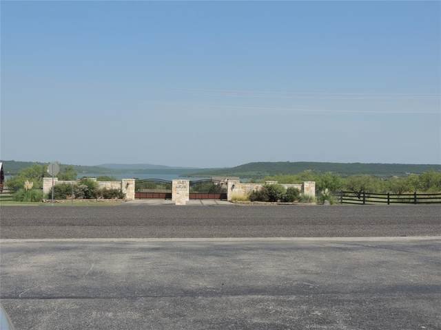 LOT 50 Mourning Dove Court, Graford, TX 76449 (MLS #14671916) :: The Chad Smith Team