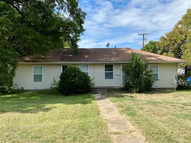 111 Olive Street, Waxahachie, TX 75165 (MLS #14671920) :: The Juli Black Team