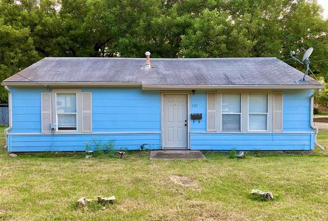 507 Floyd Street, Waxahachie, TX 75165 (MLS #14671926) :: The Juli Black Team