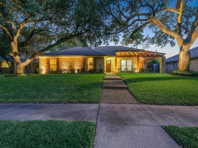 3616 Solarium Place, Plano, TX 75075 (MLS #14671946) :: Craig Properties Group